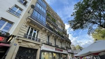 Projet d'investissement locatif à Paris 9