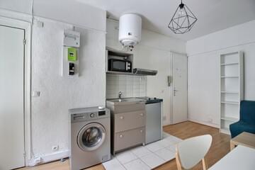 Projet d'investissement locatif à Paris 14