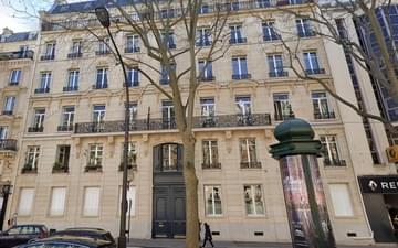 Projet d'investissement locatif à Paris 8
