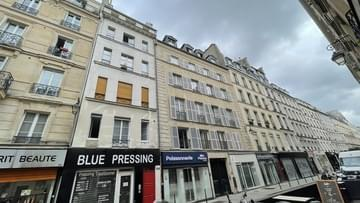 Projet d'investissement locatif à Paris 3